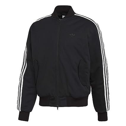 Padded Nero Abbigliamento Adidas Giacca it Amazon Uomo Ma1 nero aWnq65FBv