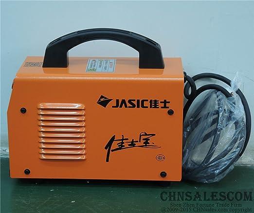 CHNsalescom JASIC ZX7-200E IGBT 220V MMA ARC Welding Machine: Amazon.es: Bricolaje y herramientas