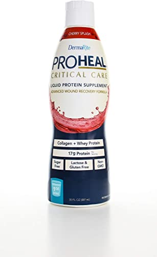 DermaRite Industries Proheal Critical Care Sugar-Free Liquid Protein 30oz