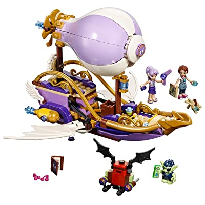 LEGO Elves Aira's Airship & the Amulet Chase 41184: Toys & Games