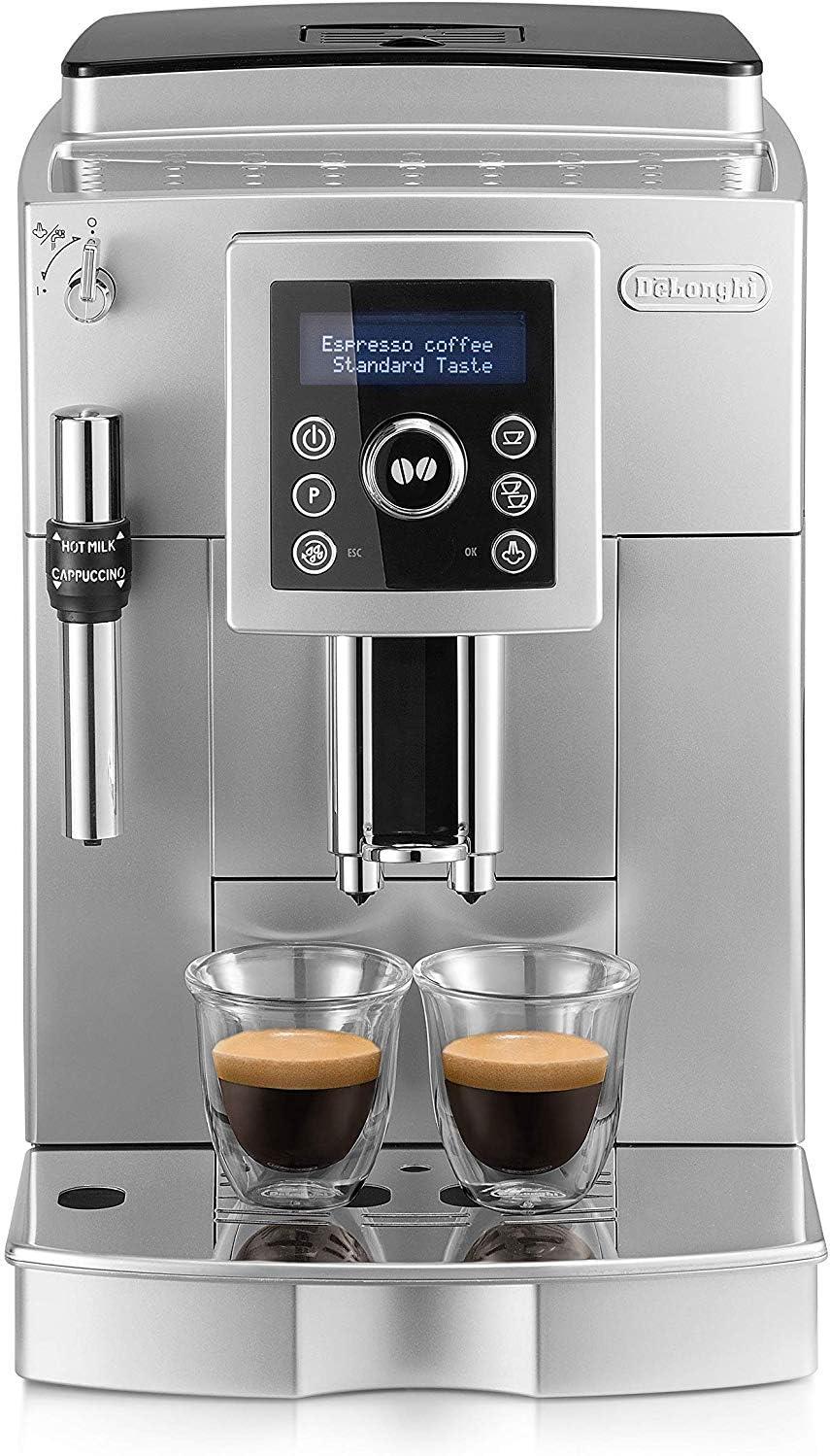 Delonghi Ecam 23.420.sb - Cafetera superautomática, 15 bares ...