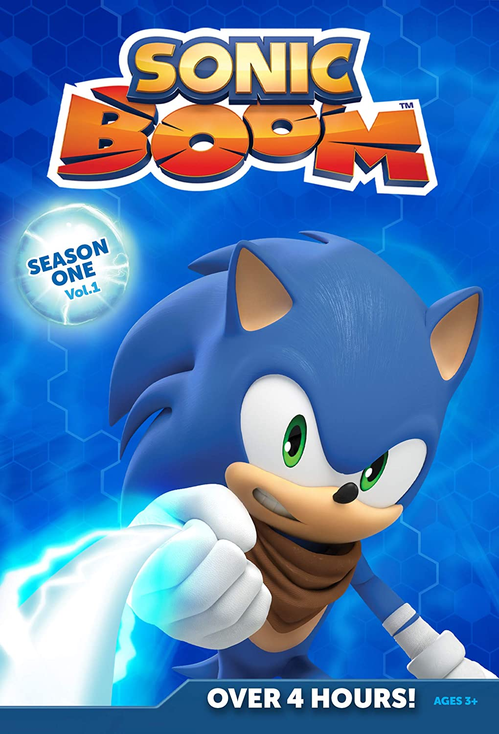 Amazon Com Sonic Boom Season One Volume One Roger Craig Smith Natalys Raut Sieuzac Movies Tv
