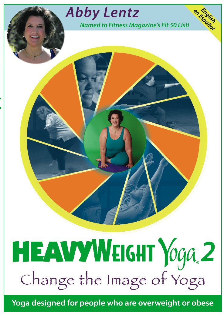 Amazon.com: HeavyWeight Yoga 2: Change the Image of Yoga ...
