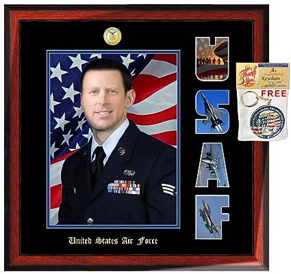 Amazon com - Military Photo Frame Retirement Gift Embossed