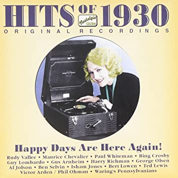 Various Artists - Hits of 1930 - Amazon.com Music