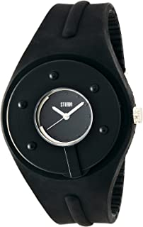 Amazon.com  Storm Zorex Japanese Analog White Dial Men s Watch  Watches a55d5dc6586
