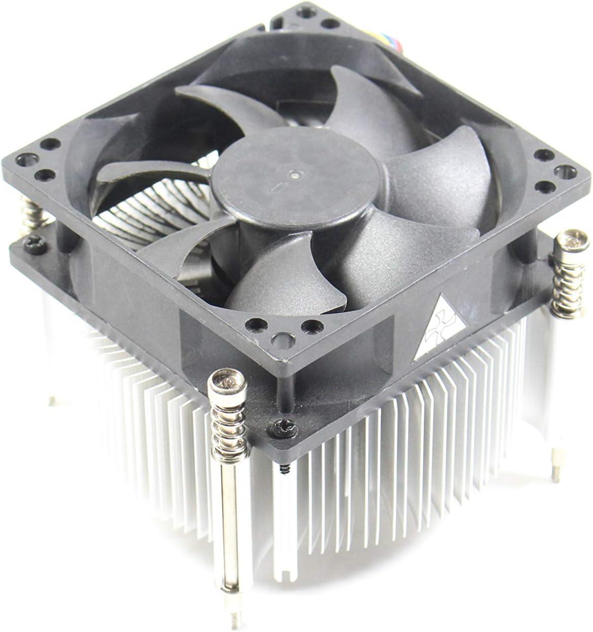Dell WDRTF XPS 8300 Inspiron 620 CPU Heatsink & Fan 4-Pin