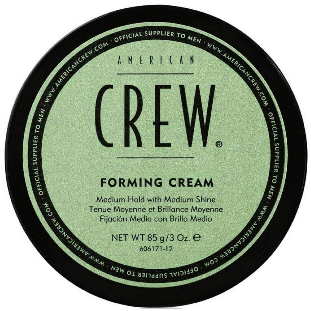 American Crew Forming Cream, 3 Ounce (Pack of 4)