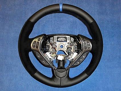 RedlineGoods Acura TL 2004-08 cubierta del volante de