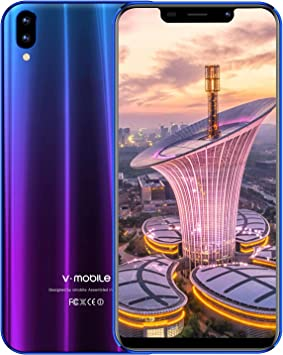 moviles libres baratos v mobile XS Pro, 3GB RAM: Amazon.es: Electrónica