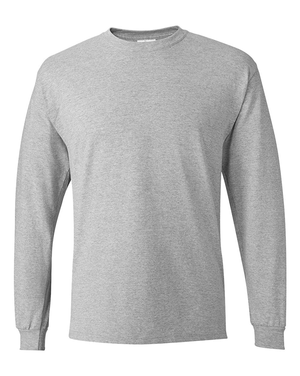 ComfortSoft Cotton Long-Sleeve T-Shirt Hanes 5.2 oz
