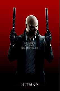 Hitman Absolution Xbox 360 PS3 Giant Wall Art Poster Print