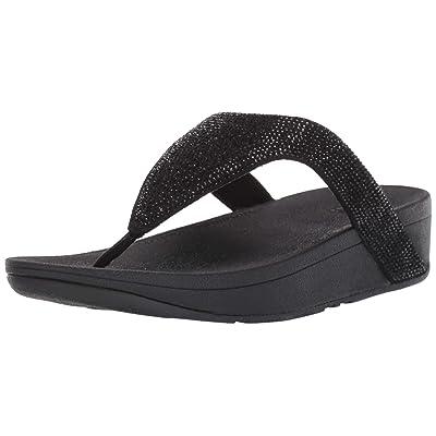 FitFlop Women's Lottie Shimmercrystal Sandal | Flip-Flops