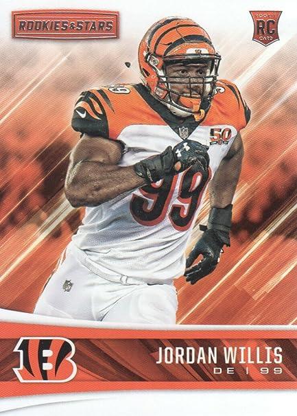 2017 Panini Rookies and Stars Football #278 Jordan Willis RC ...