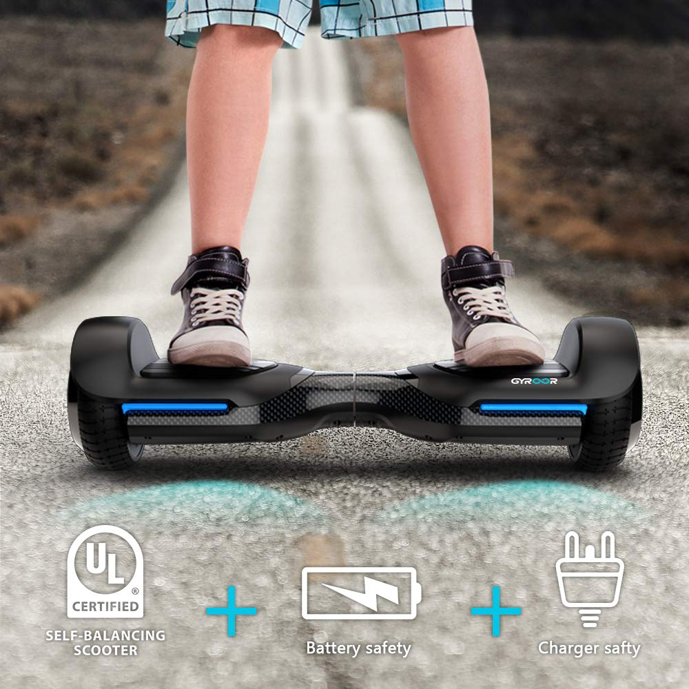 Amazon.com: Hoverboard Self Balance - Patinete eléctrico ...