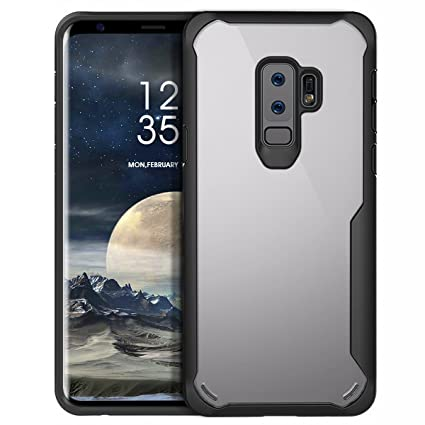 Amazon.com: Samsung S9 Plus funda, milprox llamativo Series ...