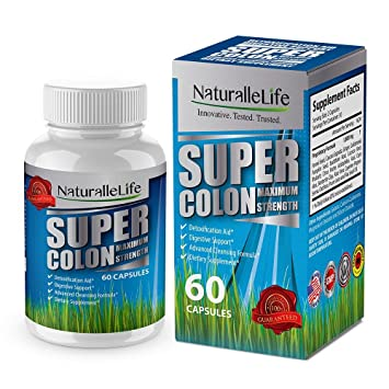 Cleanse super amazon colon