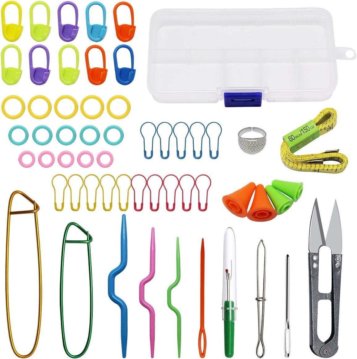 Kit Hysagtek de herramientas y accesorios básicos para costura principiante