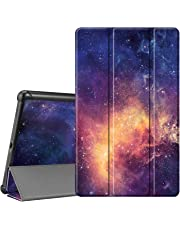 FINTIE SlimShell Case for Samsung Galaxy Tab A 10.1 2019 Model SM-T510/SM-T515, Super Thin Lightweight Stand Cover for Samsung Galaxy Tab A 10.1 Inch Tablet 2019 Release, Galaxy