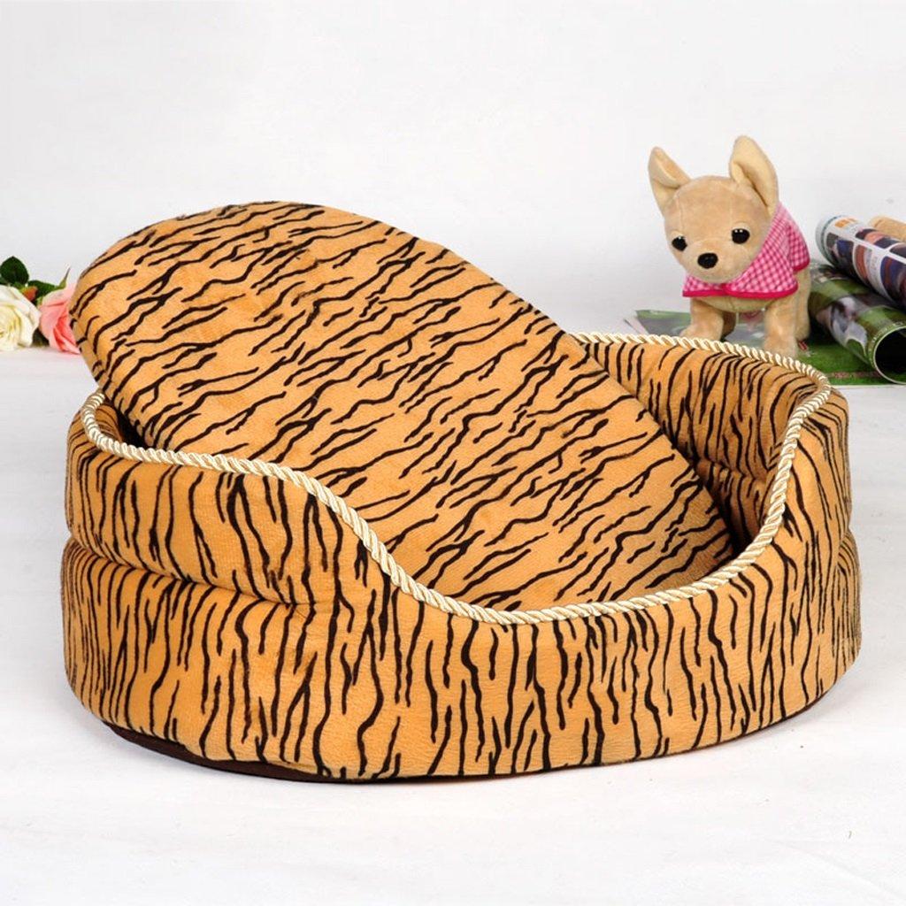 Kennel GAOLILI Teddy Bear Dog Dog Bed Pet Supplies Puppy Dog Puppy Washable Four Seasons Universal