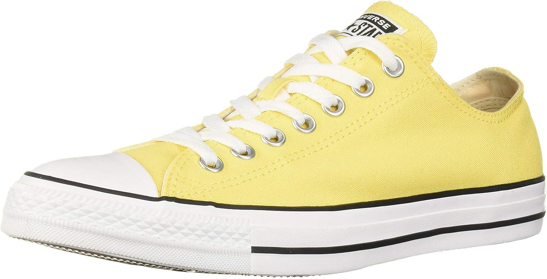 Color Canvas Low Top Sneaker