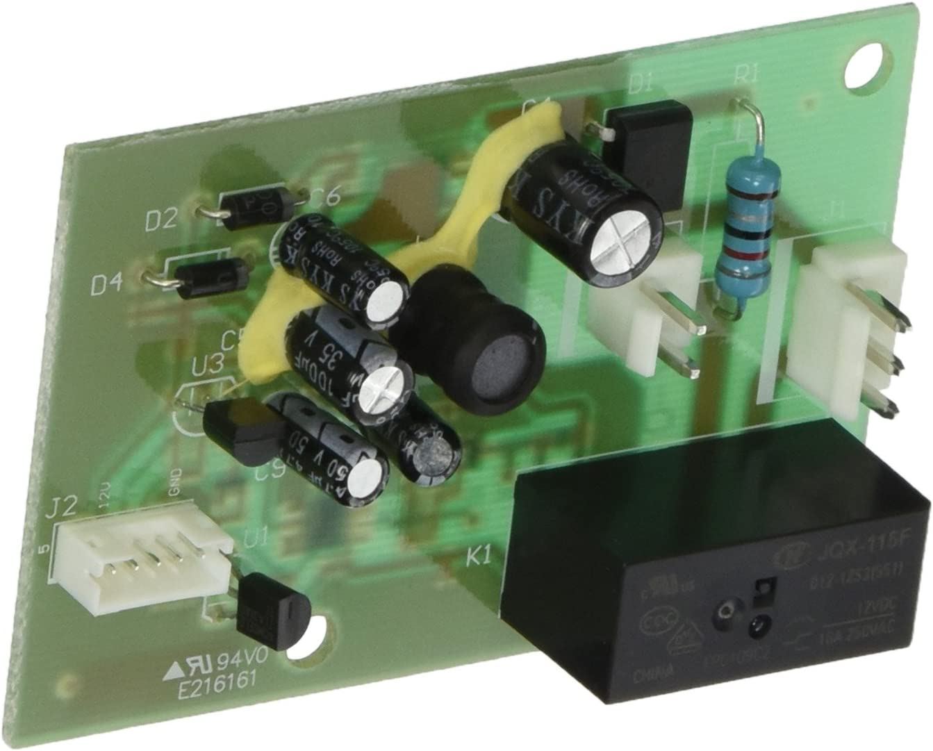 Oreck Circuit Board, P3 Upright U7200
