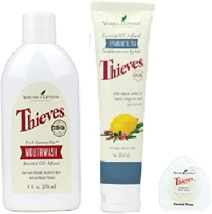 Top 7 Young Living Oral Care