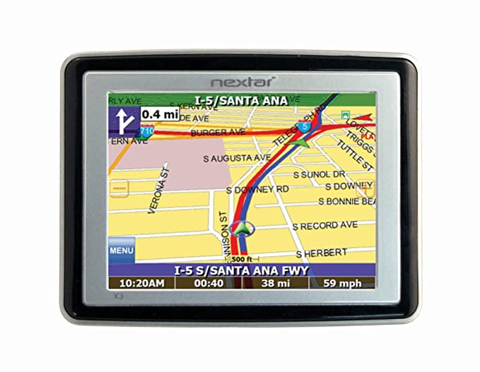 amazon com nextar x3 3 5 inch portable gps navigator cell phones rh amazon com