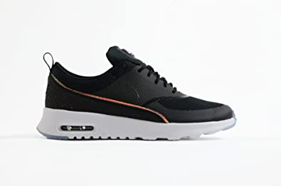 Nike Damen 616723-014 Fitnessschuhe Schwarz 38 EU