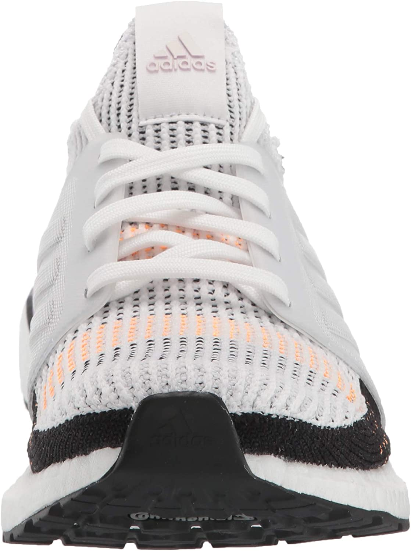 adidas Ultraboost 19, Scarpe da Corsa Donna Bianco Cristallo Bianco E Nero