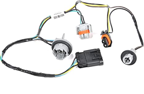 acdelco 15930264 gm original equipment headlight wiring harness wiring harness process flow chart wire harness assembly shop