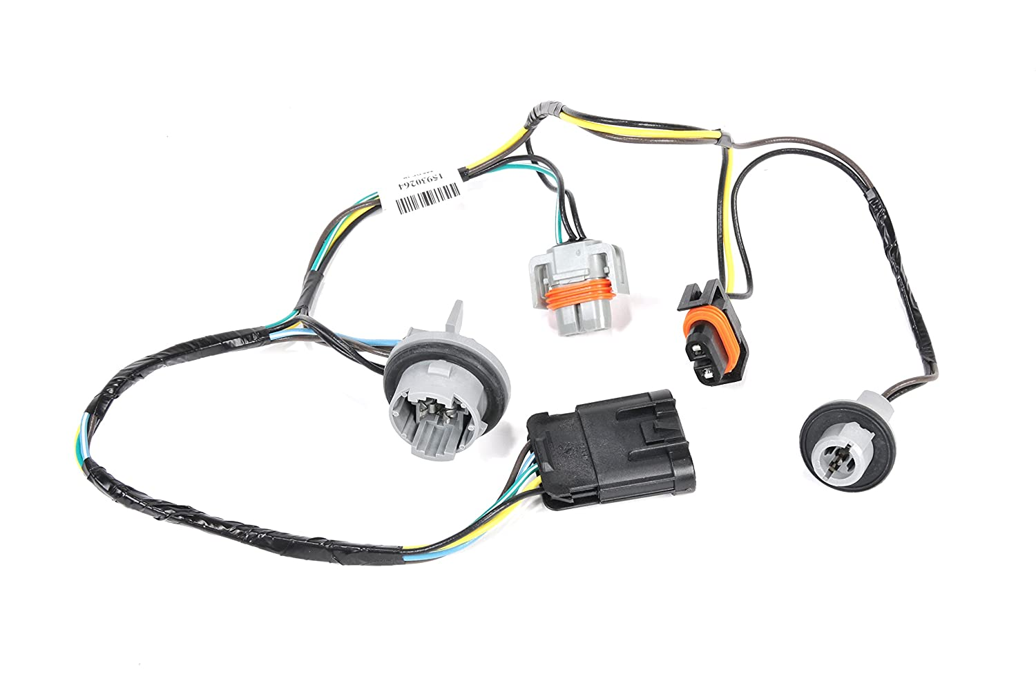 Phenomenal Amazon Com Acdelco 15930264 Gm Original Equipment Headlight Wiring Wiring Digital Resources Indicompassionincorg