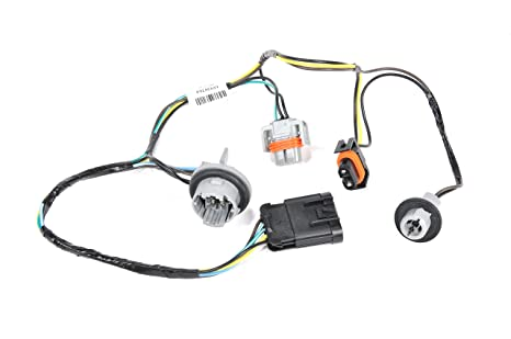 amazon com acdelco 15930264 gm original equipment headlight wiring