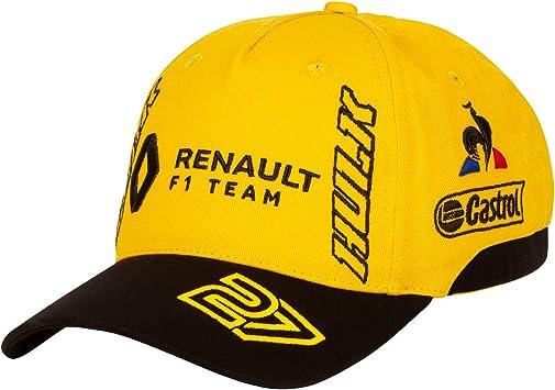 Renault F1 Team Gorra Infantil Oficial 2019 Nico Hülkenberg #27 Hulk