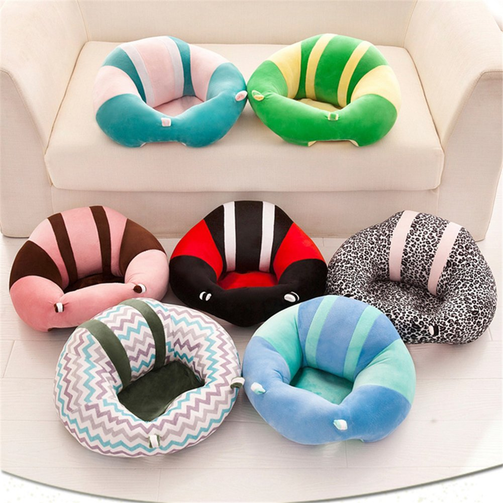 Baby Sofa,Sundlight Baby Support Seat Sofa Plush and PP Cotton Animal Pillow Protector Cushion Sitting Sofa for 0-2 Year Old Baby by Sundlight (Image #6)