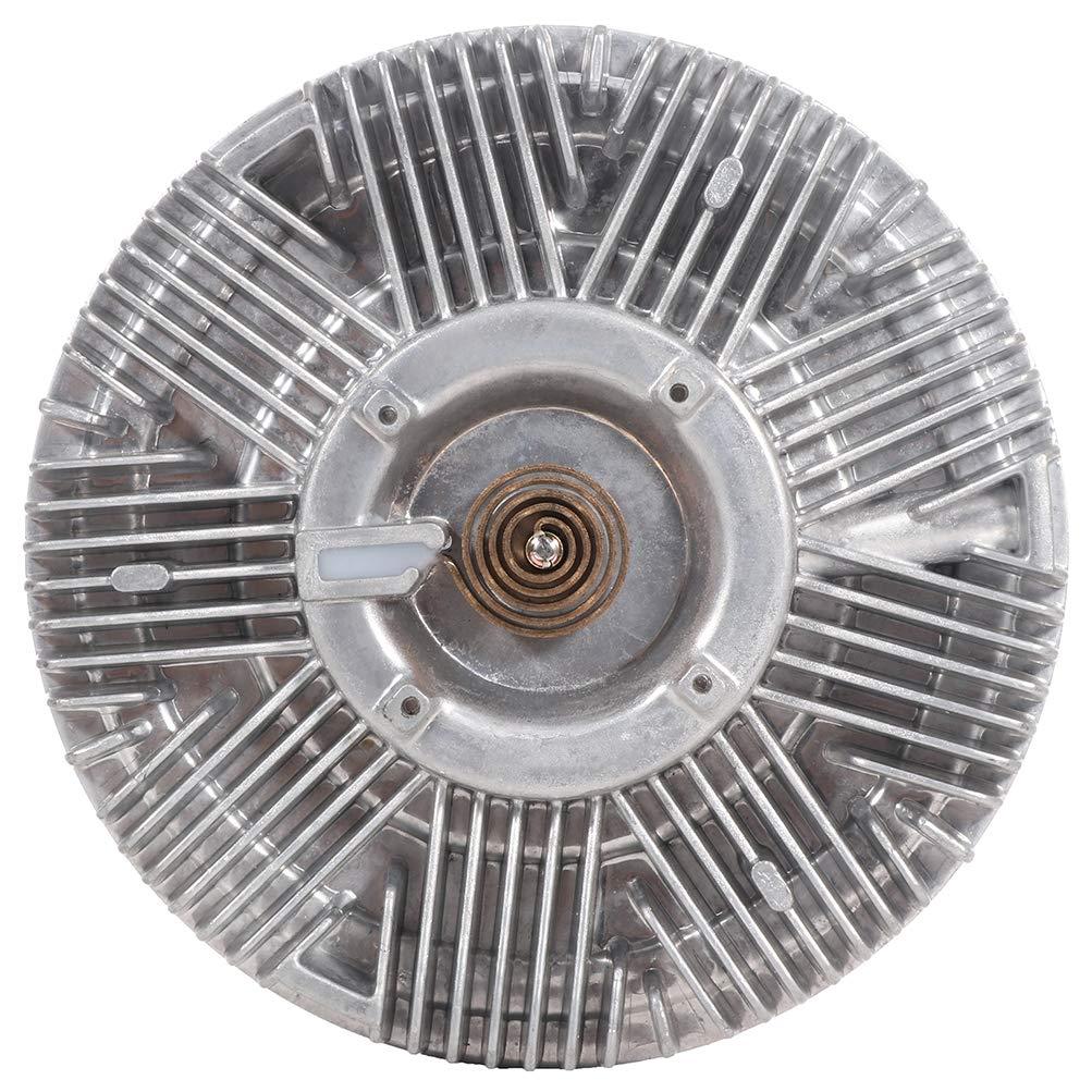 TUPARTS Electric Radiator Cooling Fan Clutch Fits for 2004-2012 Chevrolet Colorado 2004-2012 GMC Canyon 2006 Isuzu i-280 2007-2008 Isuzu i-2902778