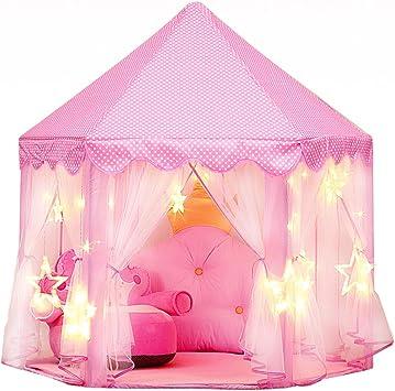 Nifogo Tende da Sogno Kids Fantasia Casa Magical World Tents Caldo Bambini Tenda