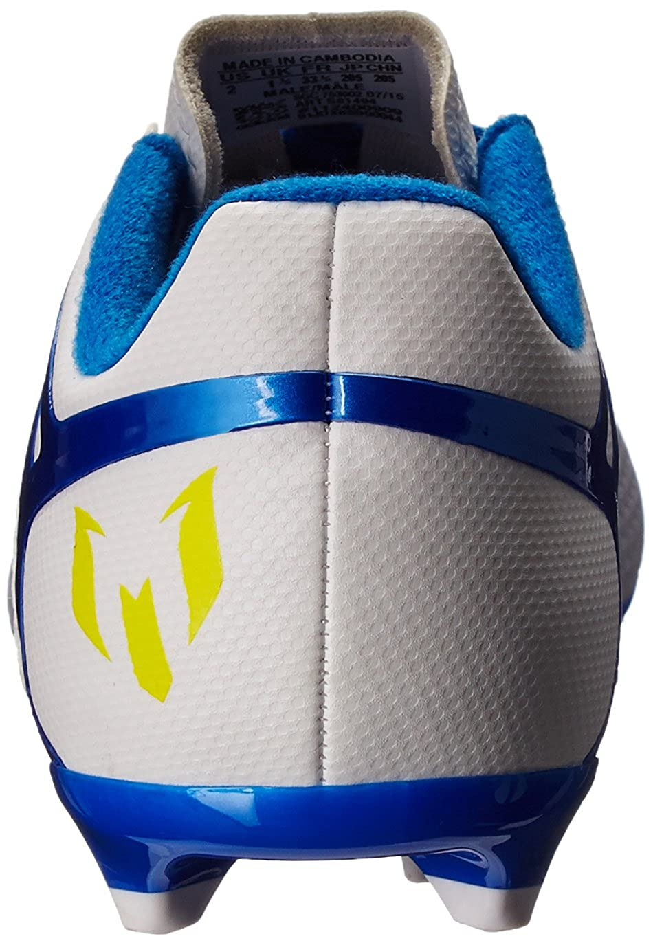 4057305a79a2 Amazon.com | adidas Performance Messi 15.3 FG AG J Soccer Shoe (Little  Kid/Big Kid) | Soccer