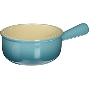 Amazon Com Le Creuset Stoneware 16 Ounce French Onion
