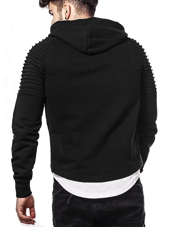 Cabin Collection Herren Pullover Hoodie Sweatshirt Kapuzen