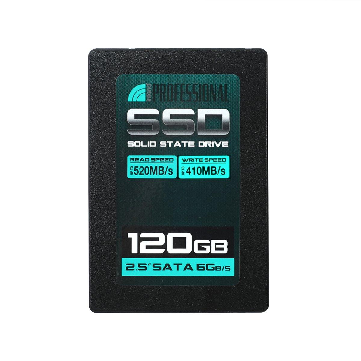 Inland Professional 120GB SATA III 6Gb/s 2.5'' Internal Solid State Drive (120GB)