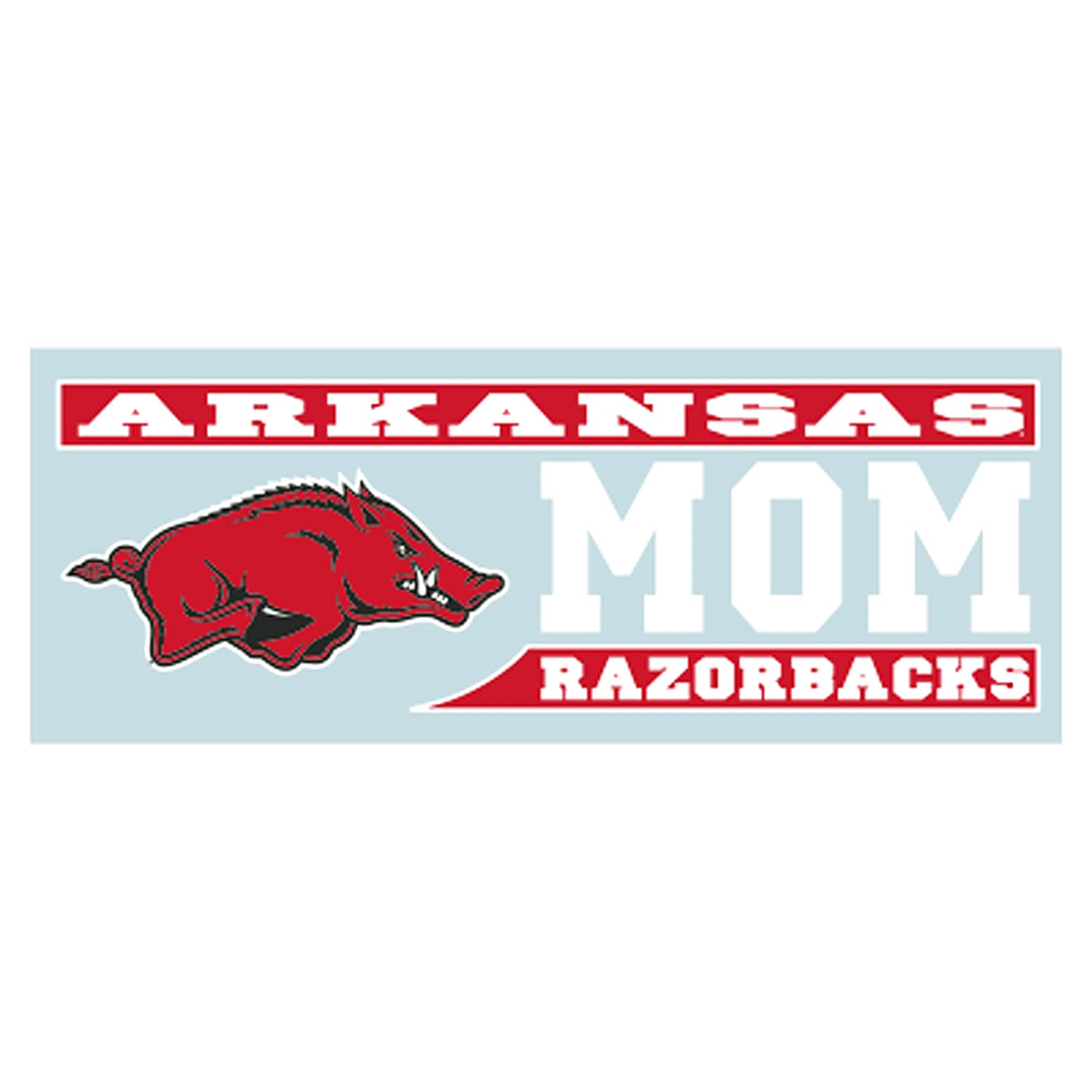 b1c3788b Amazon.com : Arkansas Razorbacks Decal : Sports & Outdoors