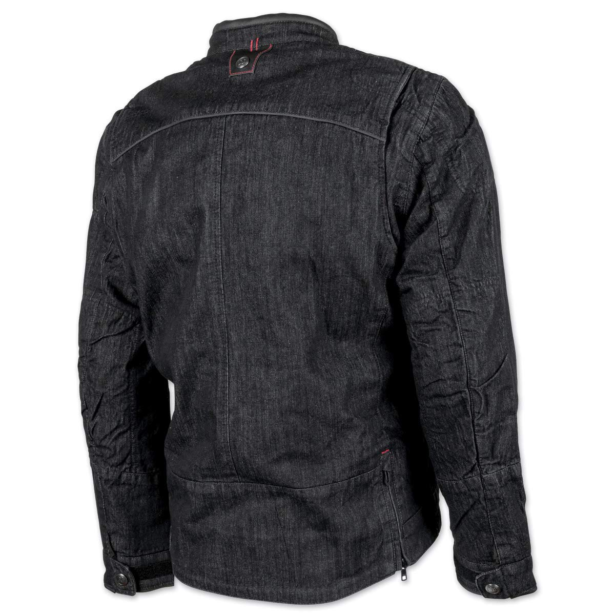 Speed and Strength Mens Mens Overhaul Black Denim Moto Jacket 884273 Speed /& Strength 4333055601
