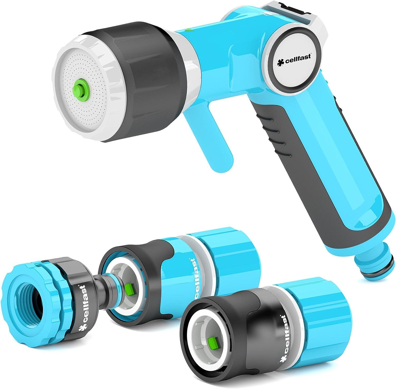 """1//2/"""" Blue Cellfast 5901828859755 Pistol Sprinkler"""