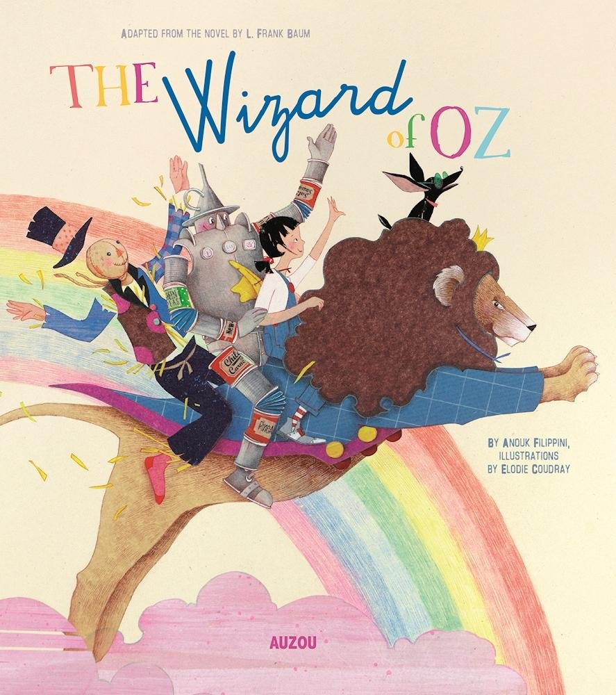 Download The Wizard of Oz (Big Picture Book) ebook