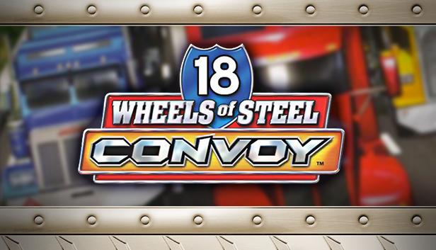 18 Wheels of Steel: Convoy [Online Game Code]
