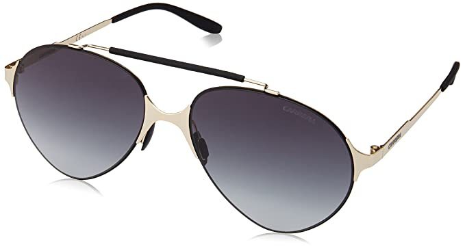 28e772747e Carrera 124/S HD 1PW Gafas de sol, Dorado (Gold Blackmt/Grey Sf), 58  Unisex-Adulto: Amazon.es: Ropa y accesorios