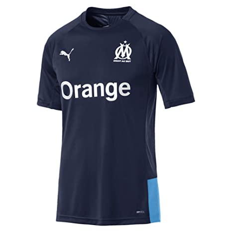 PUMA Olympique De Marseille PRO with Sponsor Logo, Maglia