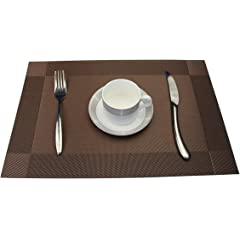 Table Napkins Eat Mat Rectangular Soft Cotton Rag Table Cloth Napkin Placemat Home Baking Dish Cleaning Supplies New
