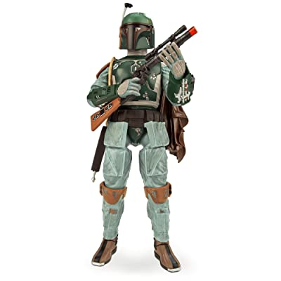 Star Wars Boba Fett Talking Figure – 13 1/2 Inch: Toys & Games